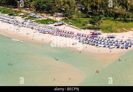 Nai Harn Beach Phuket Island Southern Thailand Southeast Asia - Stock Photo
