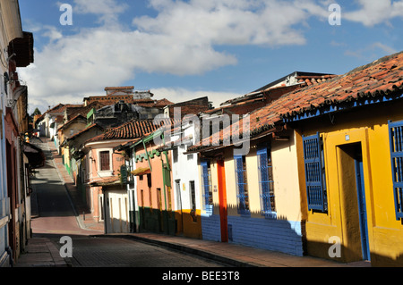 La Candelaria district, Bogotá, Colombia, South America