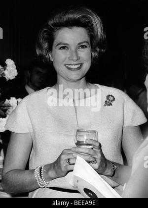 Grace Kelly, Princess of Monaco - Stock Photo