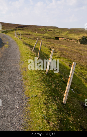 Road, Fair Isle, Scotland Stock Photo, Royalty Free Image ...