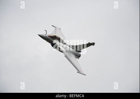 Dassault Rafale French Air Force fighter aircraft - Stock Photo