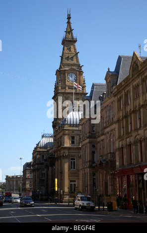 liverpool municipal buildings on dale street liverpool merseyside england uk - Stock Photo