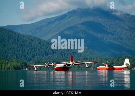 Martin Mars Vancouver Island