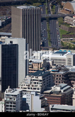 Cape Town City View - Stock Photo