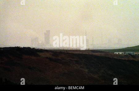 Sellafield nuclear power station and nuclear fuel reprocessing plant, Cumbria, UK. - Stock Photo