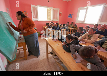 EGYPT Children's Home and School for orphans and disadvantaged children of Christian Coptic background, located - Stock Photo