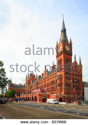 London St Pancras London Borough Of Camden Hotels
