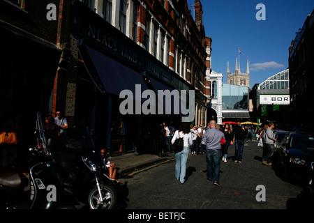 Black N Blue Restaurant London Bridge