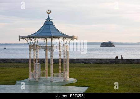 Portsmouth & Southsea, England UK. - Stock Photo