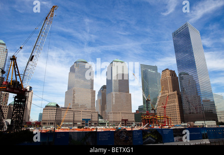 Ground Zero - Stock Photo