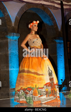 Guadalajara, Mexico, Takasami Fashion Show. Beautiful ...
