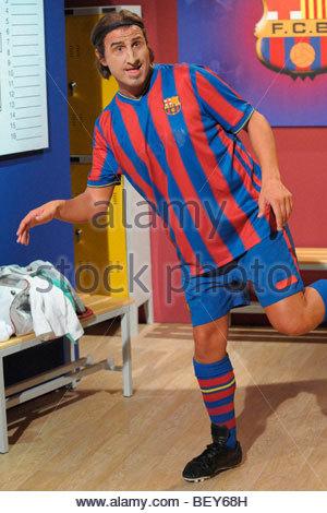 david pratelli, milan 2009, quelli che il calcio tv programme - Stock Photo