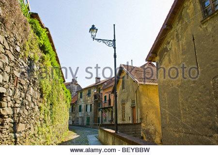 campo ligure, liguria, italy - Stock Photo