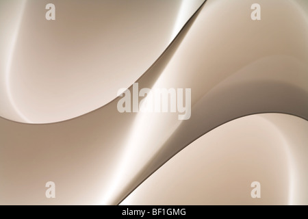 An abstract form, Sweden. - Stock Photo