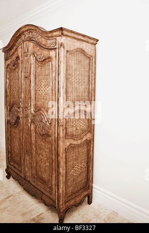 Cupboard in a living room - Stock Photo