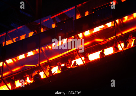 World Heritage site Zeche Zollverein, coal mine pit, industrial monument, Essen, Germany. - Stock Photo