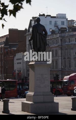 Statue of Major General Sir Henry Havelock, Trafalgar Square, London