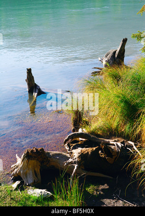 Lake Kanas, Xinjiang Uyghur Autonomous Region, China - Stock Photo