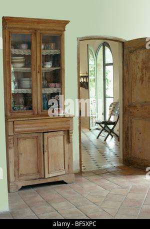 Antique Terracotta Floor Tiles Stock Photo 56421664 Alamy