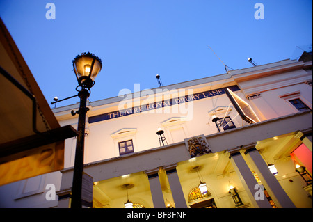 Theatre Royal Drury Lane. London. UK 2009. - Stock Photo