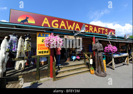 Agawa Crafts Store