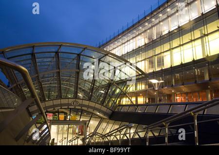 Belgium brussels metro station gare du midi stock photo - Station metro jardin du luxembourg ...