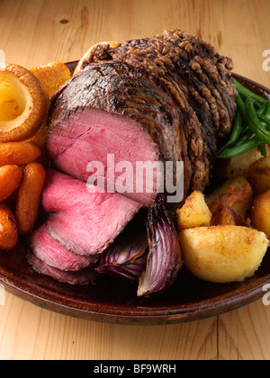how to cook irish beef joint