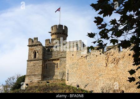 Lincoln Castle, Lincoln, Lincolnshire, England, U.K.