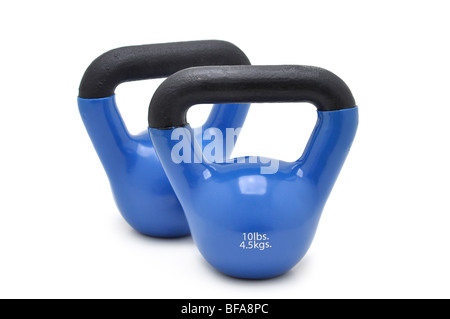 Kettle Weights - Stock Photo