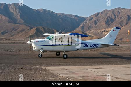 Flight Over The Nazca Lines Stock Photo 17018814 Alamy