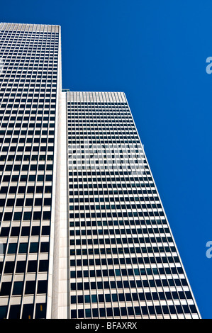 Famous Place Ville Marie Downtown Montreal - Stock Photo