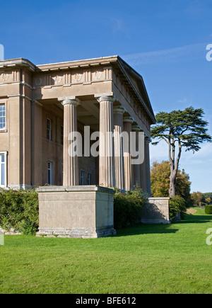 Northington Grange, Alresford, Hampshire, England - Stock Photo