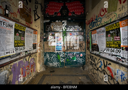 Berlin 2009 1989 DDR Germany Unified positive forward history War Cold War end East West Divide city Berlin Wall - Stock Photo