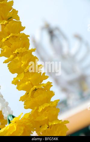 Wat Plai Lem, Ko Samui, Thailand - Stock Photo