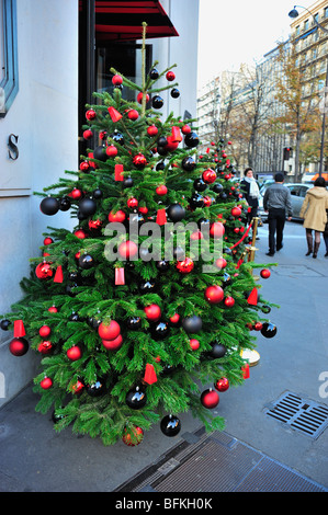 French For Christmas Tree
