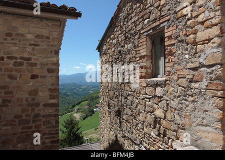 Castel di Croce - Stock Photo