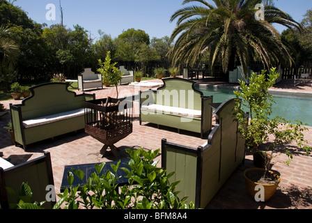The Garden At Francis Mallmannu0027s Garzon Hotel And Restaurant, Near Jose  Ignacio, Uruguay