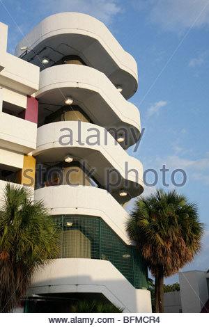 Municipal Parking Lot Miami Beach