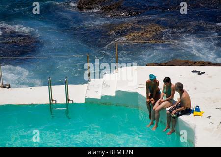 Bondi Icebergs Sydney New South Wales Australia Stock Photo Royalty Free Image 52671155 Alamy