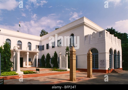 Birla House ; Gandhi Smriti ; New Delhi ; India - Stock Photo