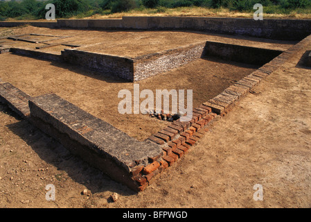 PRM 66466 : Lothal Indus Valley Civilization ; Ahmedabad ; Gujarat ; India - Stock Photo