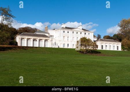 Kenwood House, Highgate, London, England, UK - Stock Photo