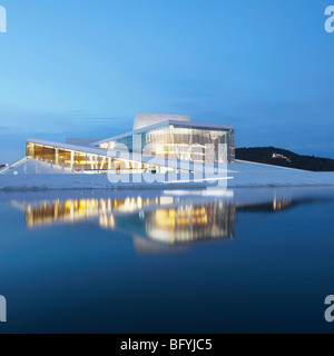 Oslo Opera House - Stock Photo