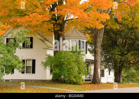 President Calvin Coolidge State Historic Site, Plymouth, Vermont - Stock Photo