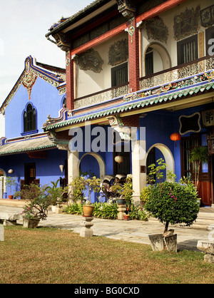 Cheong Fat Ze Mansion in Penang, Malaysia, Southeast Asia, Asia - Stock Photo