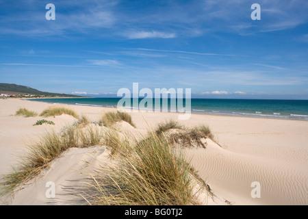 Bolonia beach, Costa de la Luz, Andalucia, Spain, Europe Stock Photo