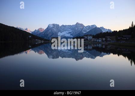 Misurina, Dolomites, Italy, Europe - Stock Photo