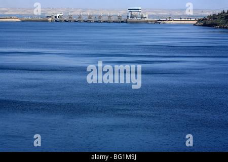 Euphrates river, Syria - Stock Photo