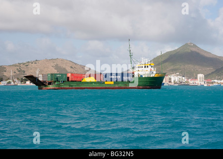 Container Shipping Virgin Islands