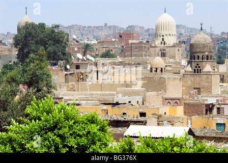City of The Dead, Cairo, Egypt, North Africa, Africa - Stock Photo